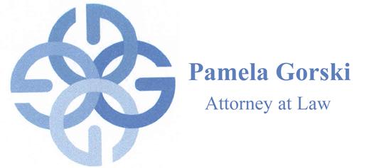 Pamela L. Gorski Logo